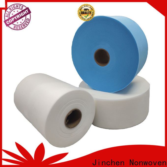 Jinchen medical nonwoven fabric supplier for medical products