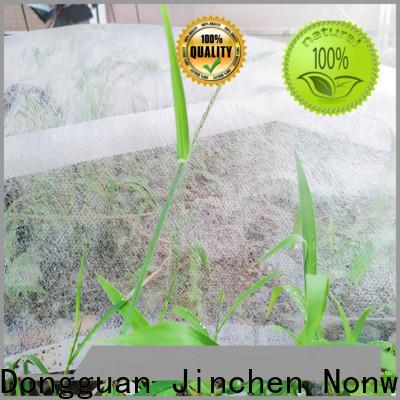 Jinchen agricultural cloth awarded supplier for garden