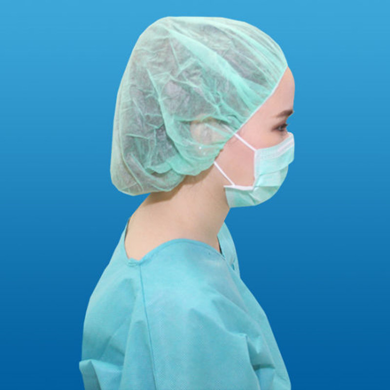 Medical pp non-woven for antibacterial and anti-infection