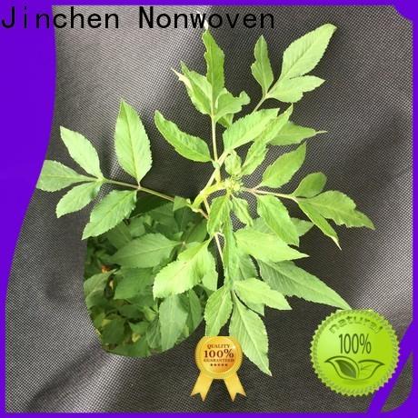 Jinchen custom spunbond nonwoven fabric awarded supplier for garden