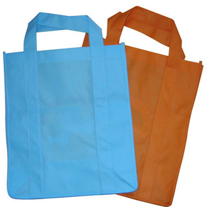 High quality color pp spunbond nonwoven fabric for shopping bag