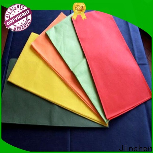 latest non woven fabric tablecloth wholesaler trader for restaurant