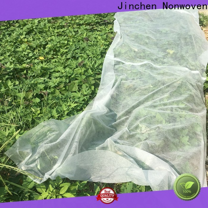 Jinchen best agricultural cloth factory for greenhouse