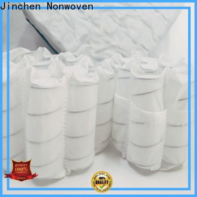 Jinchen latest pp non woven fabric exporter for mattress