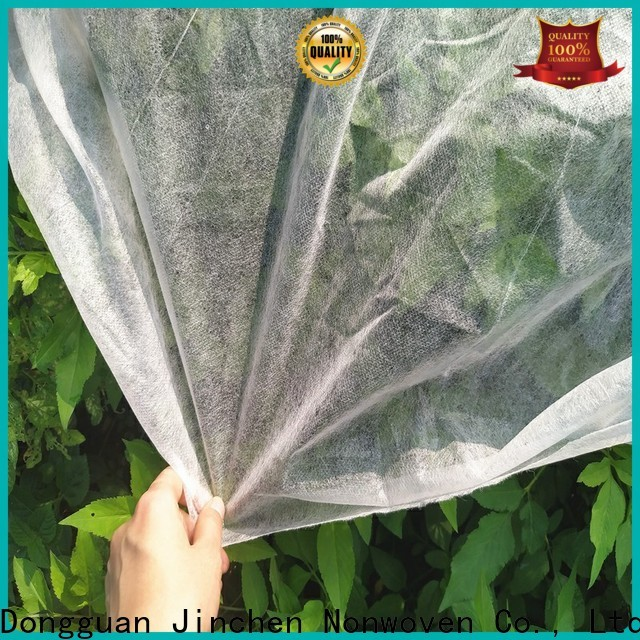 Jinchen professional spunbond nonwoven one-stop solutions for garden