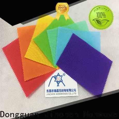 Jinchen pp spunbond non woven fabric manufacturer for agriculture