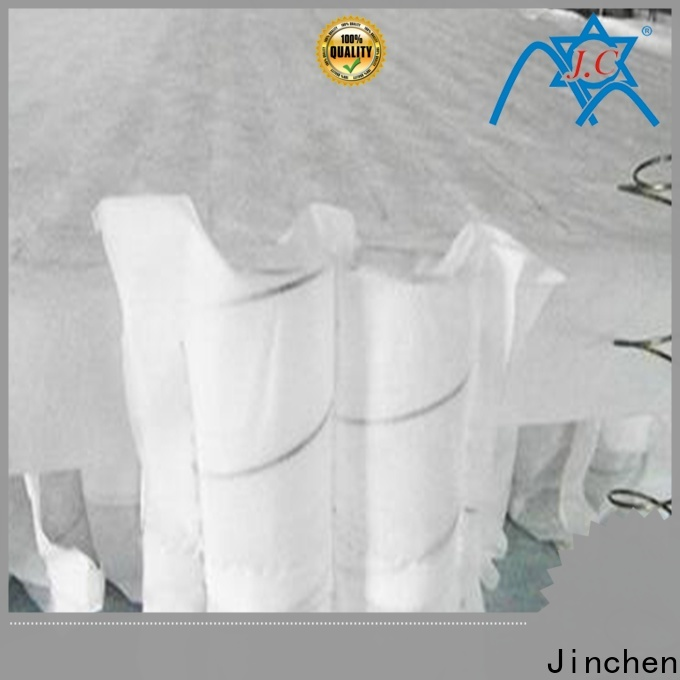 Jinchen non woven fabric products solution expert for pillow