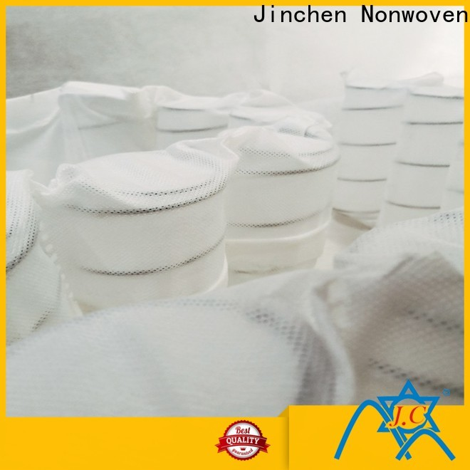 Jinchen new pp non woven fabric factory for spring
