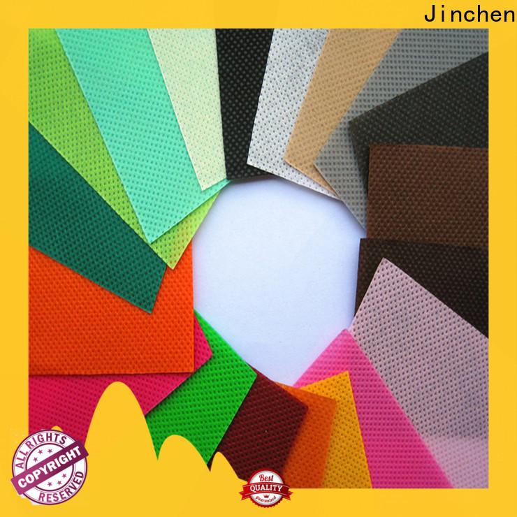 Jinchen custom polypropylene spunbond nonwoven fabric solution expert for sale