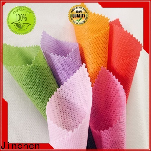 Jinchen printed non woven fabric wholesale for agriculture