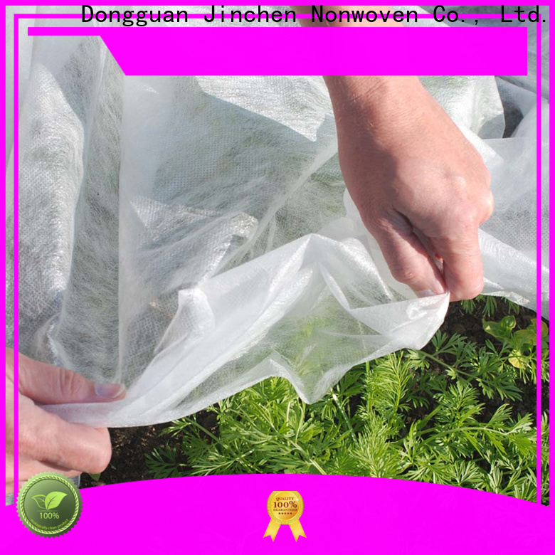 Jinchen top agricultural fabric suppliers chinese manufacturer for garden