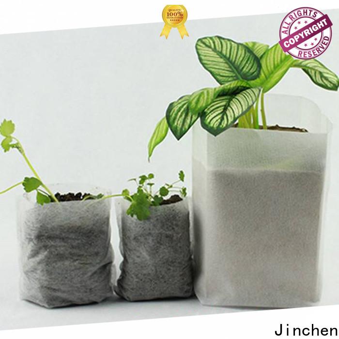 Jinchen wholesale spunbond nonwoven fabric awarded supplier for garden