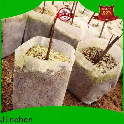 Jinchen latest spunbond nonwoven spot seller for garden