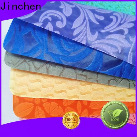 Jinchen PP Spunbond Nonwoven producer for furniture