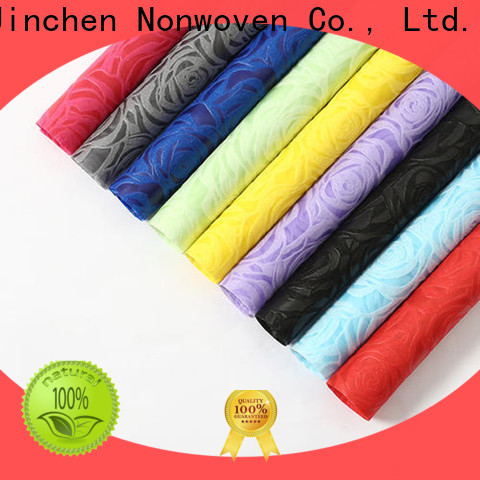 Jinchen PP Spunbond Nonwoven chinese manufacturer for furniture