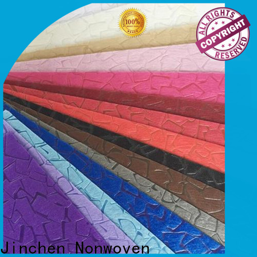 Jinchen non woven printed fabric rolls solution expert for agriculture