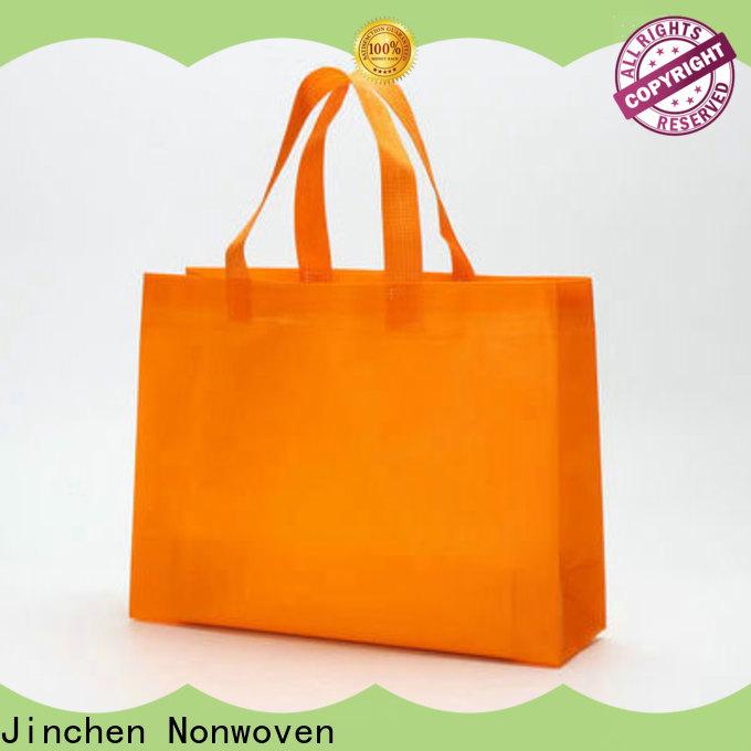 Jinchen non plastic bags producer for sale