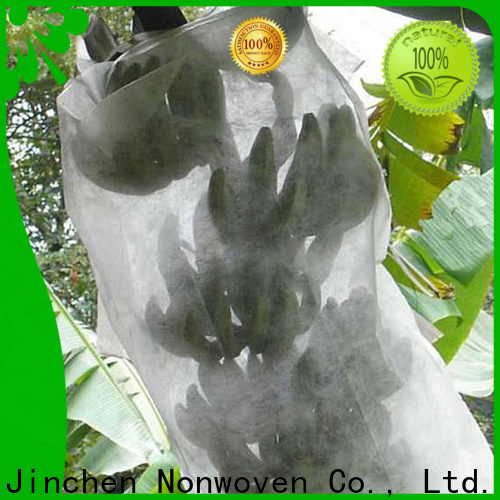 Jinchen top non woven cloth one-stop solutions fpr fruit protection