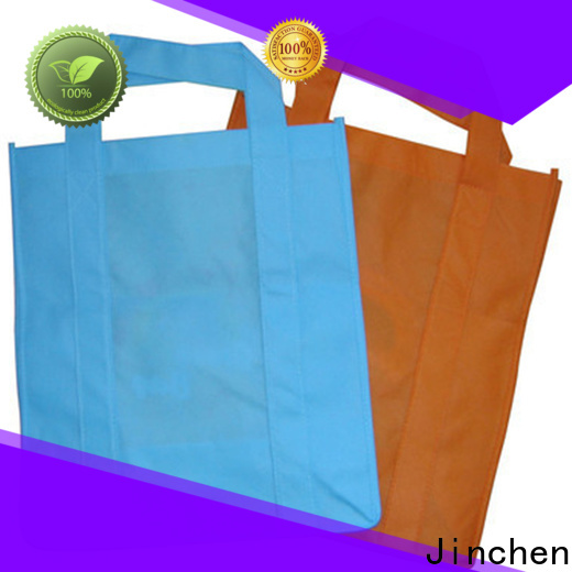 Jinchen custom custom reusable bags one-stop solutions for supermarket