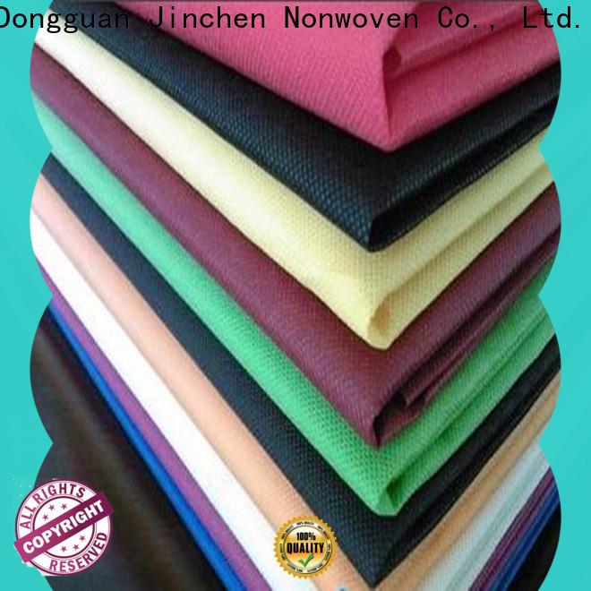 Jinchen pp non woven fabric spot seller for spring