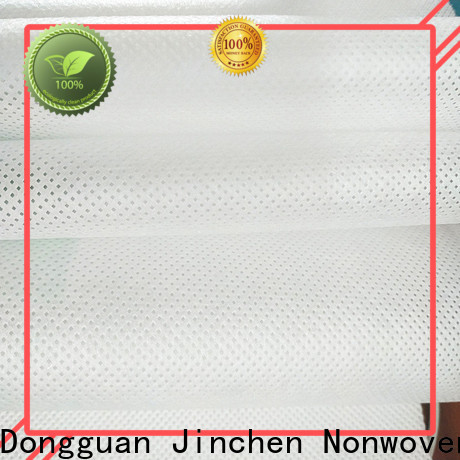Jinchen latest medical nonwoven fabric factory for medical products
