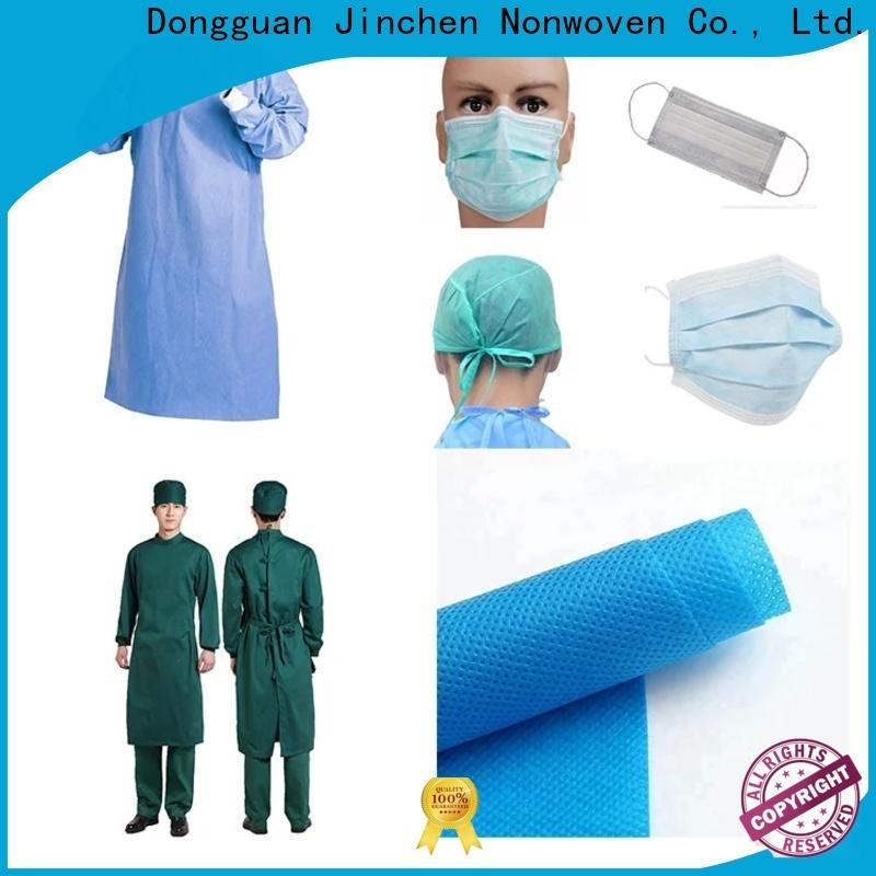 Jinchen non woven medical textiles one-stop services for surgery