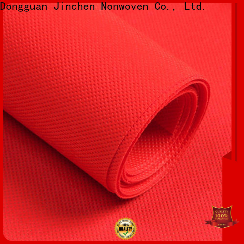 Jinchen pp non woven fabric trader for pillow