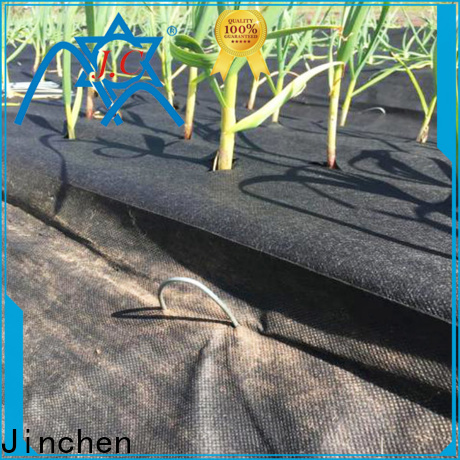 Jinchen agricultural fabric awarded supplier for greenhouse