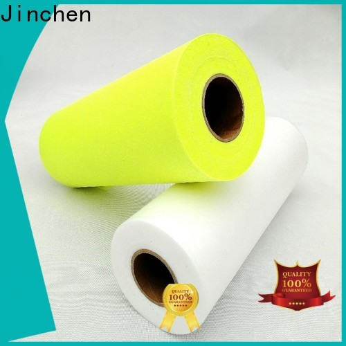 Jinchen non woven manufacturer awarded supplier for spring