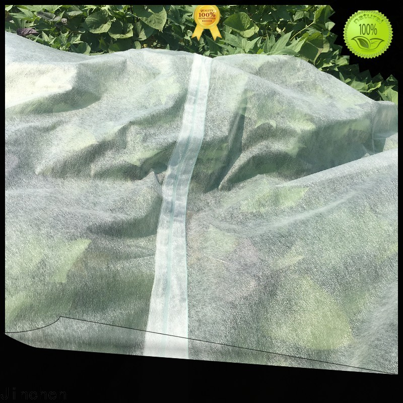 Jinchen anti uv spunbond nonwoven fabric affordable solutions for garden