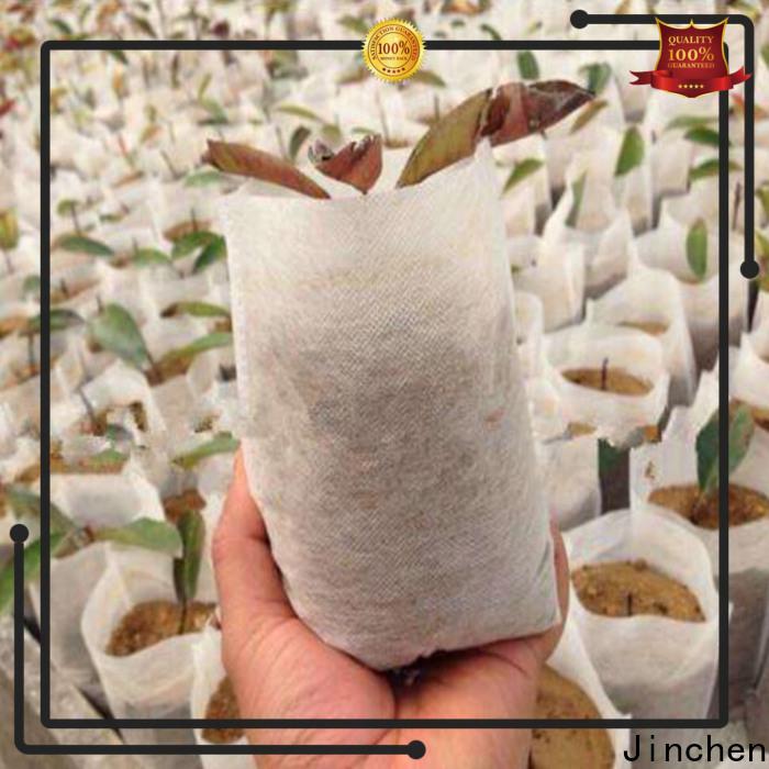 Jinchen non woven fabric bags spot seller for sale