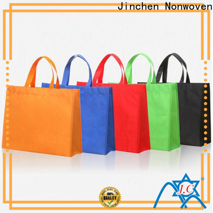 Jinchen non woven carry bags chinese manufacturer for supermarket