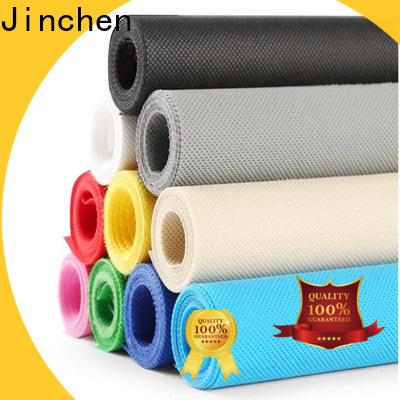 Jinchen reusable non woven printed fabric rolls trader for agriculture