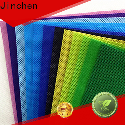 Jinchen pp spunbond nonwoven fabric solution expert for agriculture