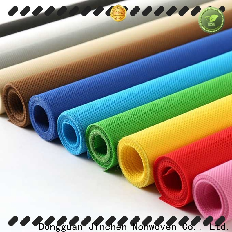 Jinchen printed non woven fabric trader for sale