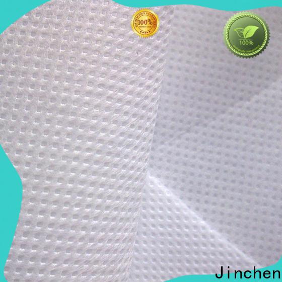 Jinchen non woven manufacturer spot seller for bed