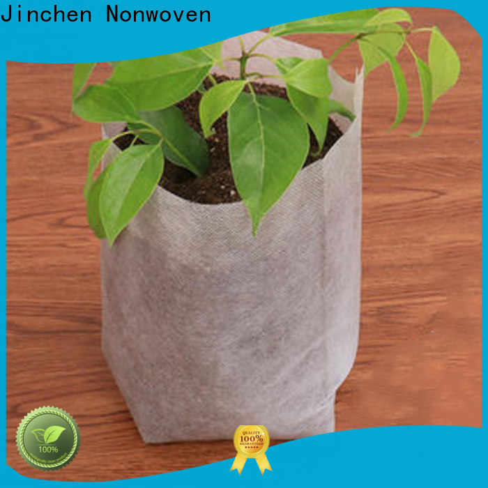 Jinchen non woven bags wholesale trader for shopping mall