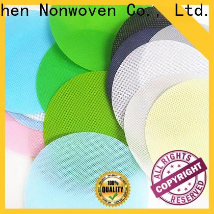 colorful polypropylene spunbond nonwoven fabric wholesaler trader for furniture