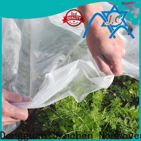 Jinchen wholesale spunbond nonwoven manufacturer for greenhouse