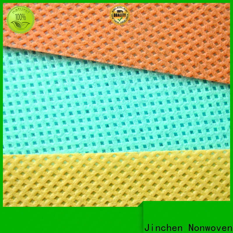 Jinchen embossed non woven fabric producer for agriculture