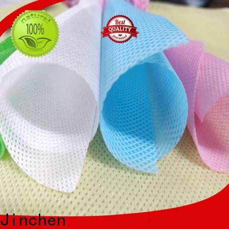 Jinchen pp spunbond nonwoven fabric producer for sale