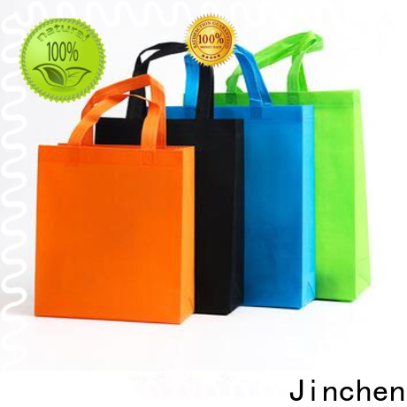 Jinchen non woven carry bags affordable solutions for supermarket