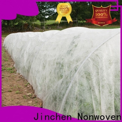 Jinchen agricultural fabric affordable solutions for greenhouse