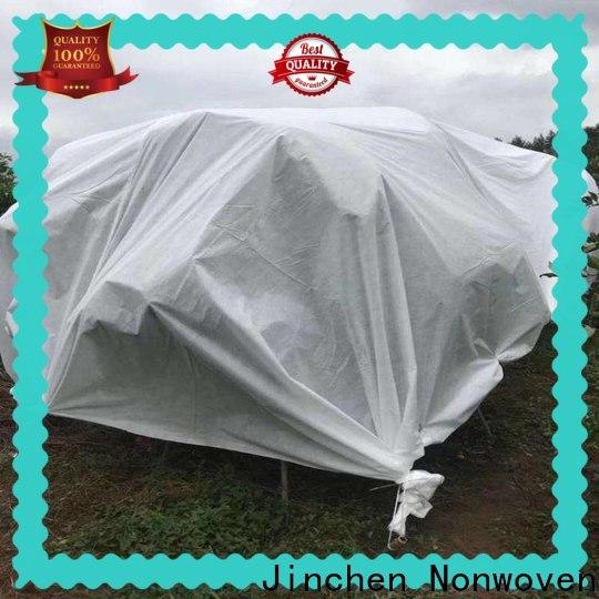 Jinchen ultra width spunbond nonwoven fabric factory for garden