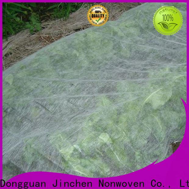 Jinchen wholesale spunbond nonwoven spot seller for garden