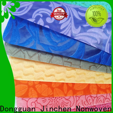 colorful pp spunbond nonwoven fabric trader for sale