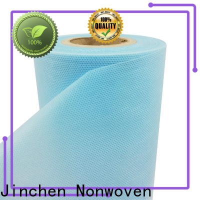 Jinchen good selling medical nonwovens solution expert for personal care