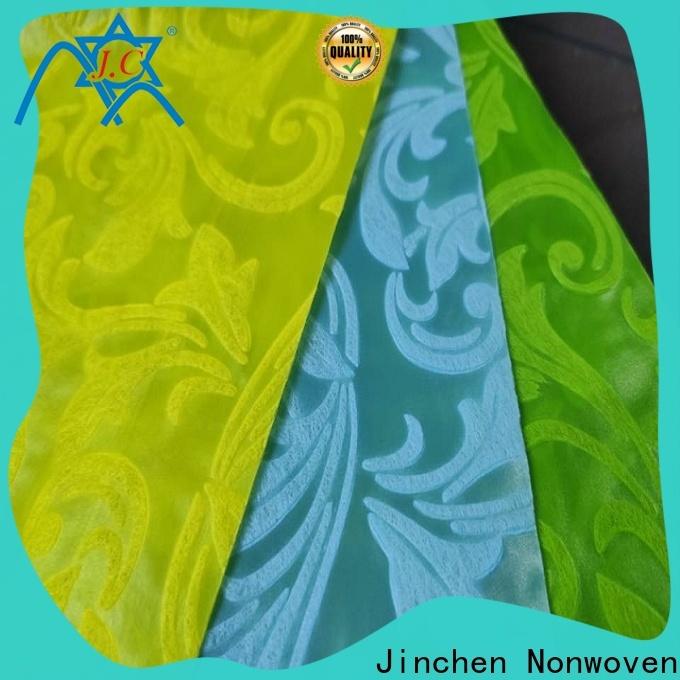 Jinchen polypropylene spunbond nonwoven fabric supplier for agriculture