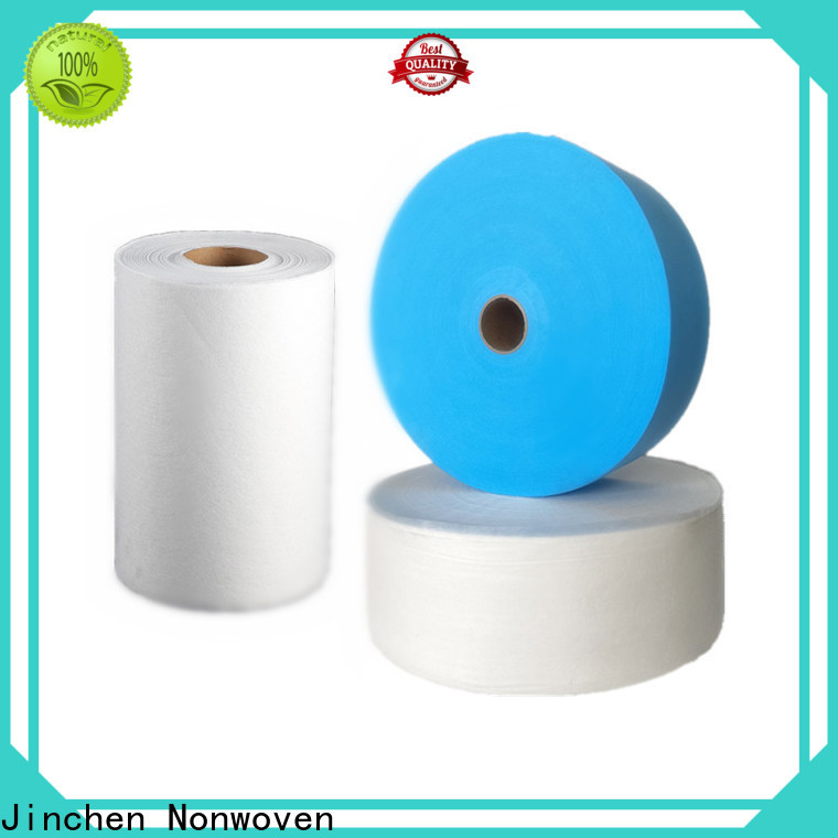 Jinchen non woven fabric for medical use chinese manufacturer for sale
