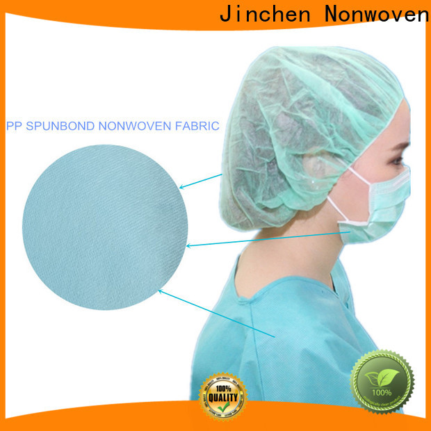 Jinchen high-quality medical nonwoven fabric trader for medical products